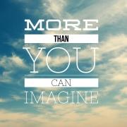 more imagine